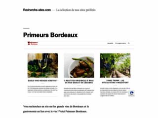Détails : Sites web : Annuaire recherche sites