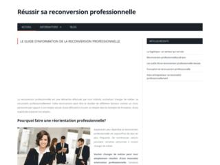 Guide de la reconversion professionnelle