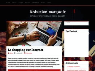 Détails : reduction-marque.fr, des marques de mode, de déco et d'high tech en réduction