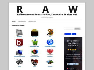 Referencement Annuaire Web