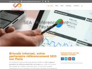 Agence de référencement SEO à Paris
