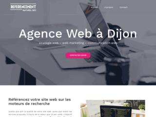 Agence de référencement naturel à Dijon