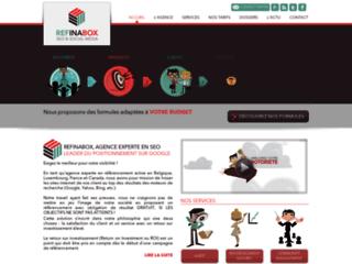 Détails : Refinabox - Agence de référencement