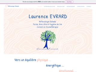 Réflexologie Globale Laurence Evrard