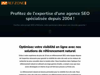 Détails : Agence SEO Refzone