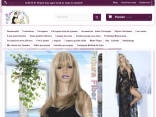 Détails : Boutique en ligne de prothèses seins silicone