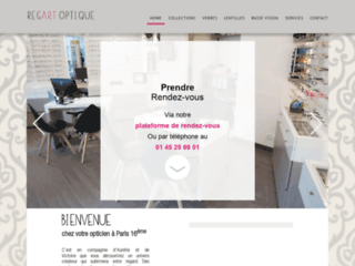 Regart Optique, opticien à Paris 16