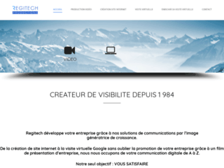 Détails : Regitech Agence de communication