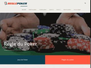 Infos règles du poker