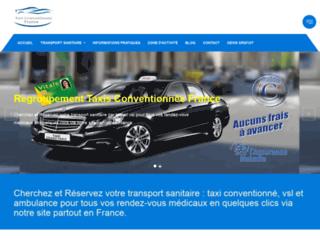 Réserver Votre Taxi Conventionné CPAM, VSL et Ambulance en France
