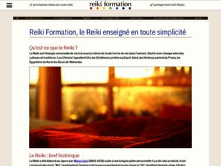 Détails : Le Reiki en Suisse Romande