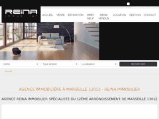 Détails : Agence Reina Immobilier à Marseille