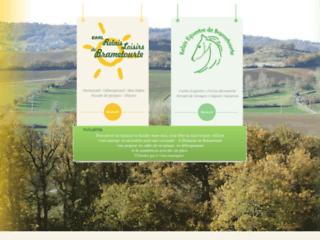 Détails : Le centre d'équitation