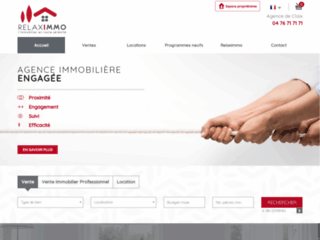 Acheter maison Grenoble grâce à Relaximmo