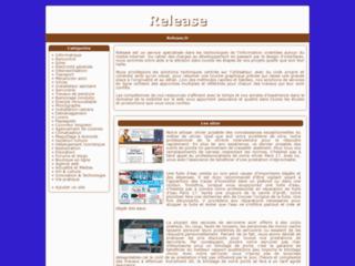 Annuaire Release