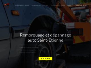 Dépanneuse St-Etienne