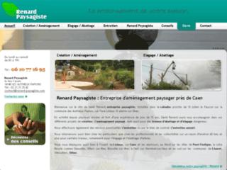 Paysagiste près de Lisieux (Les Authieux-Papion) - Renard Paysagiste