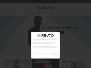 Renato Shop, la référence de la mode masculine haut de gamme