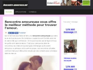 Détails : Rencontre-amoureuse.net : le portail des sites de rencontres pour des relations sérieuses.