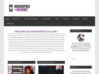 Ludivine et son blog sur les rencontres sur internet