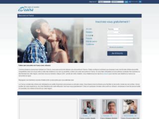 Partez à la recherche de votre futur partenaire sur edesirs.fr