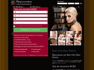 Bon Chic Bon Genre :: Rencontre BCBG