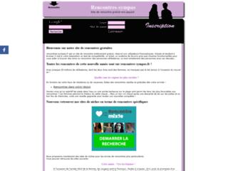 Détails : Rencontres Sympas, site gratuit de rencontres
