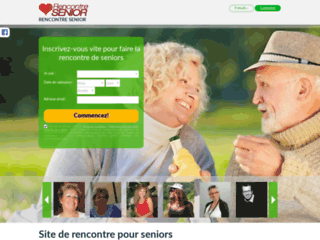 Rencontre de senior