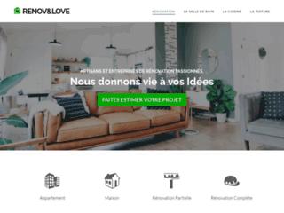 Renovandlove, entreprise de rénovation sur Paris