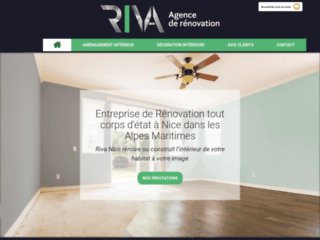 Riva Nice : Entreprise d'aménagement et décoration intérieure à Nice