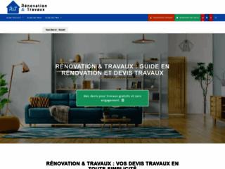 Guide en rénovation et devis travaux