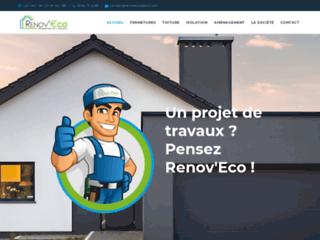 Rénov'Eco, spécialiste de rénovation de l'habitat en France