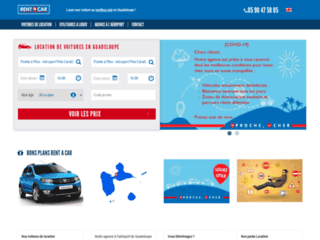 Détails : Louer voiture Guadeloupe