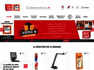 Détails : Papeterie en ligne, fournitures scolaires