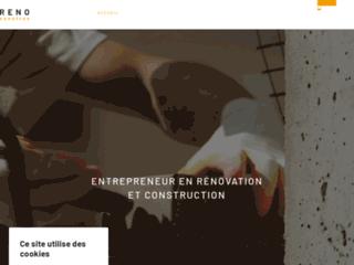 Entrepreneur en rénovation et construction