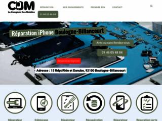 Réparation Iphone Boulogne, MacBook, Samsung, Ipad, saint-cloud sèvres