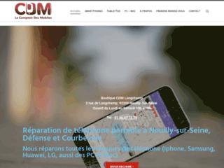 DCM, votre plateforme pour la réparation de vos téléphones