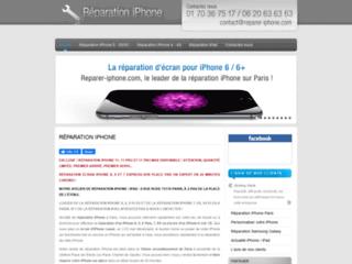 Détails : Réparation d' iPhone Paris-Idf