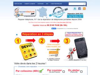 Détails : Réparer téléphone