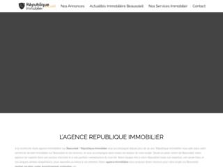 République Immobilier - Votre agence immobilière sur Beausoleil