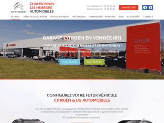 Garages Citroën Vendée