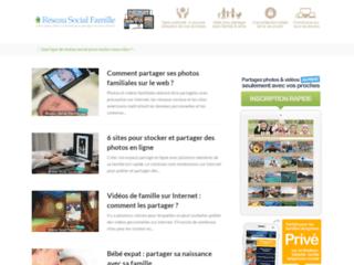 Détails : Mon réseau social familial privé
