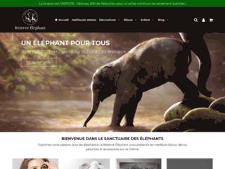 Réserve-Éléphant.com