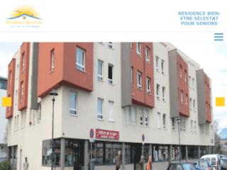 Une résidence pour personnes âgées à Sélestat