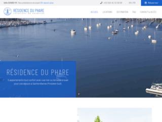 La Résidence du Phare et ses appartements à Sainte-Marine