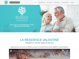 Appartements pour seniors à Louvain-la-Neuve | Résidence Valentine