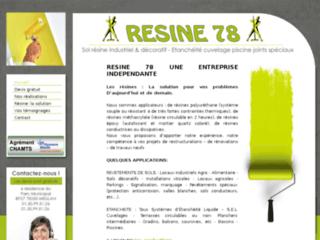 Résine 78