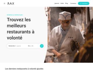 Restaurant a volonté