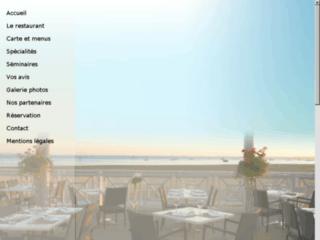 Détails : Chez Dubarry : Restaurant en bord de mer sur la Gironde (33)