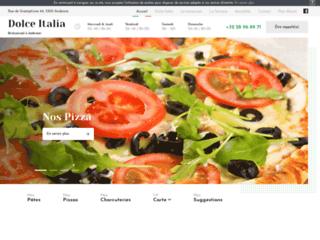 Pizzeria restaurant à Andenne